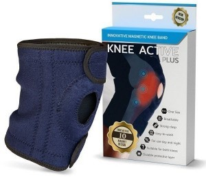 korrigierende Band Knee Active Plus