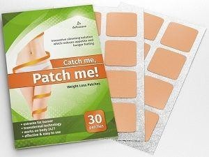 afslankpatches Catch me patch me