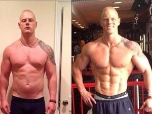 Musculin Active muskuļu silueta efekti