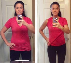 Slimming učinki Choco Lite ženske
