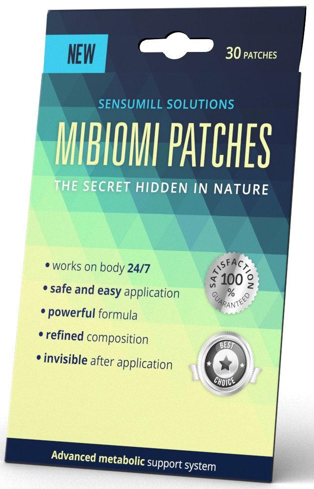 parches mibiomi