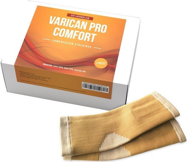varican pro komforts